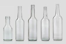 geradhalsflaschen